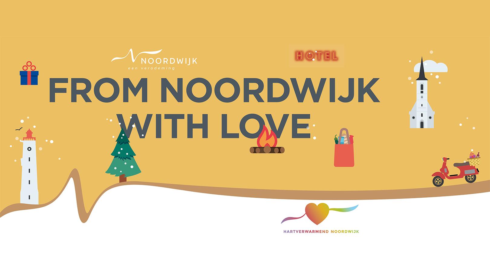 Winactie 'From Noordwijk with Love' van start!