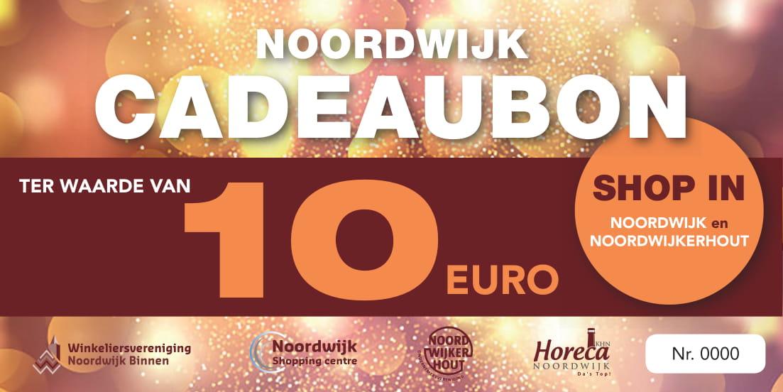 Inleverpunten Noordwijk Cadeaubon