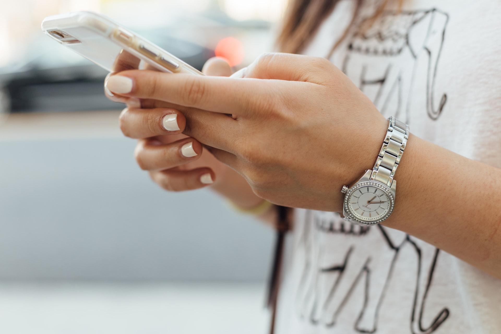 NSC-Nieuws ontvangen  per SMS